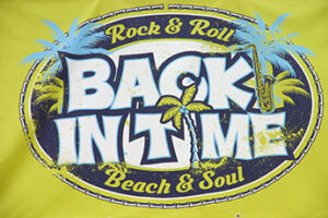 Back in Time band logo